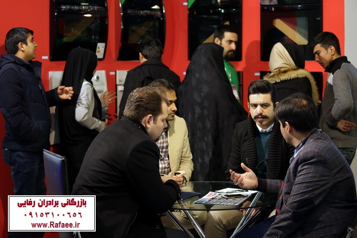 بازرگانی رفایی نماینده اخوان جم ، نمایشگاه محصولات آشپزخانه مشهد