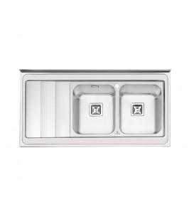 PS 1121سینک روکار پرنیان استیل